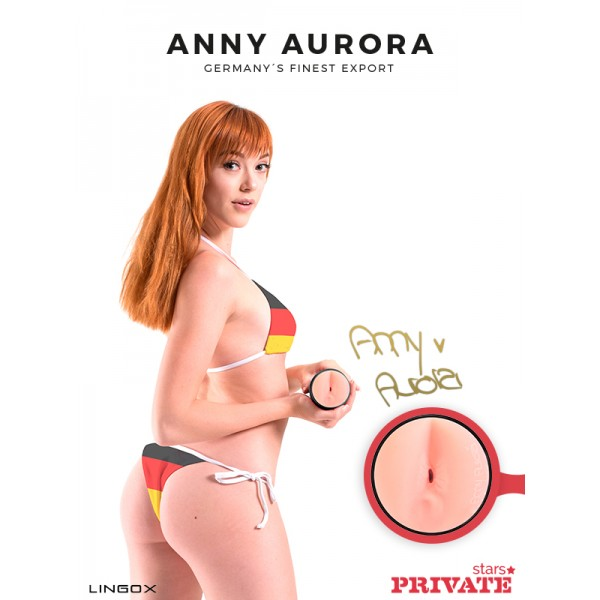 ANNY AURORA - ANAL
